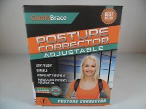 Comfy Brace Posture Corrector-Back Brace for Men and Women-Sealed