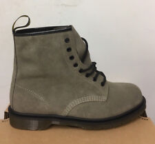 Dr. Martens 1460 Taupe Bronx Suede BOOTS Size UK 3