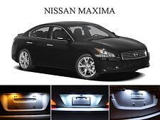 Xenon White License Plate / Tag 168 LED light bulbs for Nissan Maxima  (2 Pcs)