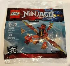 NEW SEALED LEGO 30422 Ninjago Kai's Mini Dragon Polybag Poly Minifigure Fig