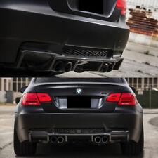 BMW M Series E90 / E92 / E93 M3 Carbon Fibre Performance Rear Diffuser
