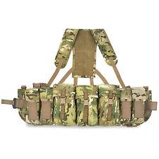 Bulldog Lightweight Airborne Webbing Set Para SF MTP Multicam 3 Pouch With Yoke