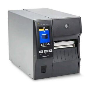 Brand New Zebra ZT411 Printer With 12 Months Warranty - P/N ZT41142-T0E0000Z