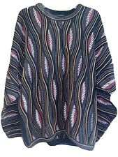 Tundra 100% Cotton Coogi Like Hip Hop Sweater XL