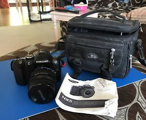 Samsung NX5 Digital Camera. *Selling for Charity*