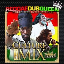 DJ Rondon - Culture Mix 34 Mixtape. Reggae Mix CD. February 2018