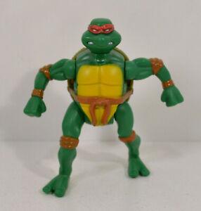 """2005 Raphael 4.25"""" McDonald's EUROPE Action Figure Teenage Mutant Ninja Turtles"""