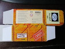 BOITE VIDE NOREV  CITROEN 2CV AZPL 1961 EMPTY BOX CAJA VACCIA