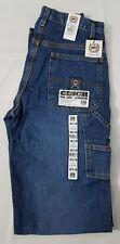 Cinch Blue Label  / Utility fit carpenter jeans.  Mens size 28 x 38