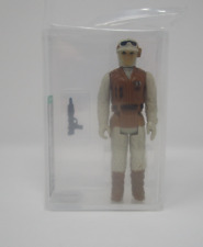 Rebel Soldier Hoth Gear 1980 STAR WARS Graded AFA 75+ EX+/NM HK Coo J1