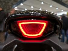 Ducati Scrambler 800, 2015+ Smoked LED Tail light 3D Tail Light 'E' 'CE'