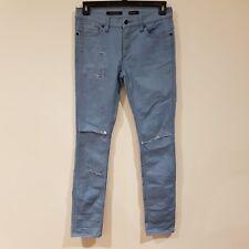 Men's Wrangler Strangler Size 30x34 Jeans Blue - MD05