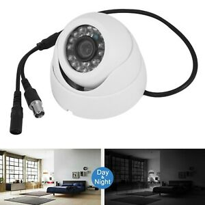 Outdoor Security Camera Waterproof CCTV Ceiling HD Monitor Night Vision Useful