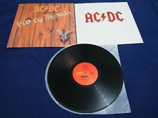 AC/DC Fly on the Wall Aussie OZ 1985 1st Pressing Alberts Vinyl LP Record OOP EX