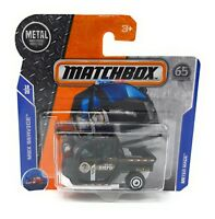 Matchbox MBX Superfast 2018 No 86 Meter Made Police short blister card