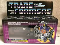 TRANSFORMERS G1 DECEPTICON INSECTICON BOMBSHELL MISB! US SELLER RARE!