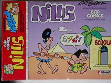 NILUS - Clip Comics n°18 1988 Origone Glenat   [G324]