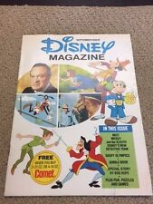 Disney Magazine September Issue 1976 Mickey and the Sleuth Bob Hope Jungle Book
