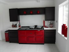 4 Oven Fully Reconditioned 4 Oven Oil Fired Aga Cooker