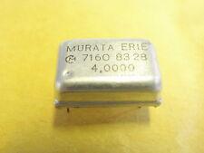 QUARZ OSZILLATOR 4Mhz                        20339-176