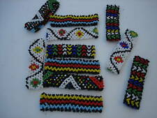 SEED BEAD BRACELETS LOT OF 12 CARNIVAL, PARTY TOYS