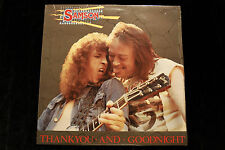 Samson THANK YOU AND GOODNIGHT LP - SEALED MINT 1985 METAL MASTERS METALP 102 UK