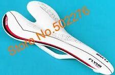 sella  Full carbon 3K white Saddle For MTB Road Bike Frame 110gr fino a 130kg
