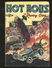 Hot Rods & Racing Cars # 8 G/VG Cond.