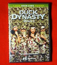 LN Duck Dynasty Season 3 Duck-Luxe Widescreen 2-DVD BoxSet Buy THIS ONE Save $