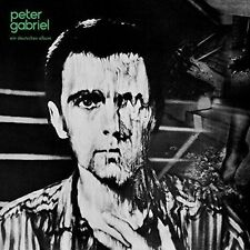 Peter Gabriel 3 Eine Deutsches Album Vinyl Reissue