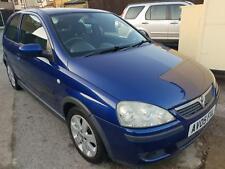 2005 Vauxhall Corsa 1.4i SXi STARTS+DRIVES MOT LOVELEY CAR