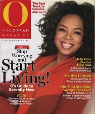 The Oprah Magazine Volume 14 Number 10 October 2013 [Stop Worrying Start Living]