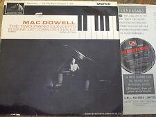 CSD 1530 MacDowell Piano Concertos Nos. 1 & 2 / List / Chavez