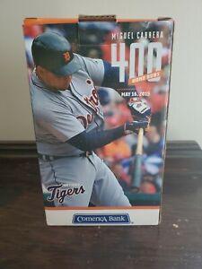 MIGUEL CABRERA Detroit Tigers 400 Home Runs New Figure Figurine MLB