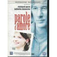 Parole D'Amore - DVD Ex-NoleggioO_ND003186