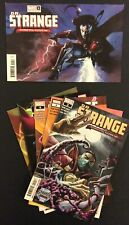 DOCTOR STRANGE #1 - 6 Comics SURGEON SUPREME Marvel 2020 1st Prints NM Mark Waid