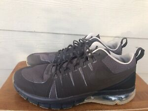 Nik Air Max TR1 180 Men's Running Shoes Sneakers Brown 723973-220 Size 12