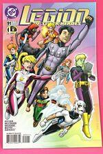 Legion of Super-Heroes #91 No Exit 1997 DC Comics Comic F