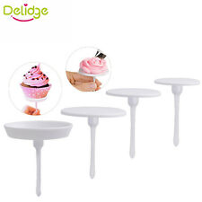 4Size Round Cake Cupcake Stand Icing Cream Flower DIY Set Pastry Decorating Tool