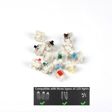 SMD LED Underglow Led Compatible Gateron Switches For MX Mechanical Keyboard