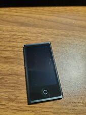 Apple iPod nano 7th Generation Slate (16 GB). Fully functional.