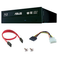 ASUS 16X Blu-ray Burner+FREE 1pk MDisc BD+Software+Cable BW-16D1HT CD DVD Writer