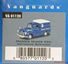 Vanguard Boxed RAC Motoring Services Morris Minor Van 1 off 2300 VA01120