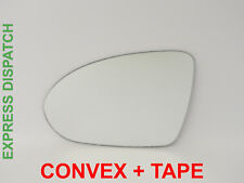 Wing Mirror Glass For SMART FORFOUR 2004-2006 Convex  Left Side S003