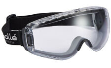 PILOTPSI - Bolle PILOT clear PC polycarbonate safety goggles (wear over glasses)