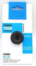 Shimano Pro Gap Cap Expander 50mm w/ UD Carbon Top Cap for 1-1/8 Carbon Steerers