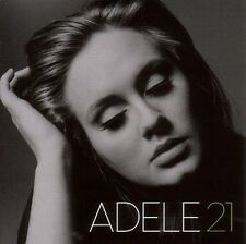 Adele - 21 (Limited Edition inkl. Bonus-Tracks) XL RECORDS CD 2011