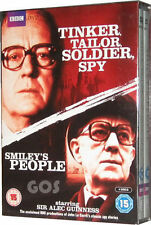 Tinker Tailor Soldier Spy Smileys People BBC 4 DVD 1970s Drama Series Boxset New
