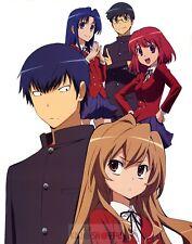Poster 38x29 cm Toradora Ryuuji Takasu Taiga Aisaka Manga Anime Cartel 05