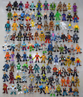 Lot 15 Random Mixed Fisher Price Imaginext Adventure & Wrestling Rumblers Figure